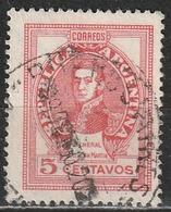Argentina 1948 - José Francisco De San Martín - Combattenti Per La Libertà   Eroi   Generali   Persone Famose - Argentina