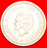 √ BEATRIX (1980-2013): NETHERLANDS ANTILLES ★ 1 GULDEN 1989! LOW START ★ NO RESERVE! - Netherland Antilles