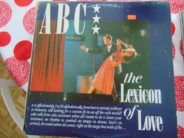 ABC- The Lexicon Of Love - Vinyl Records