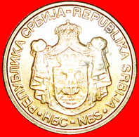 √ OLD CROWN: SERBIA ★ 1 DINAR 2006! LOW START ★ NO RESERVE! - Serbie
