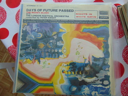 The Moody Blues- Days Of Future Passed (with The Lobdon Festival Orchestra) - Rock