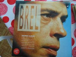 Jacques Brel- Quinze Ans D'amou Gh (2LP) - Vinyl Records