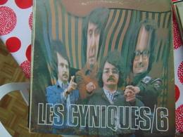 Les Cyniques/ 6  (humour) - Vinyl Records