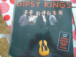 Gipsy Kimgs- éponyme - Vinyl-Schallplatten