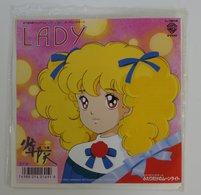 "Vinyl SP :  Shounentai "" Lady ""  Warner  L-1809 - Disco & Pop"