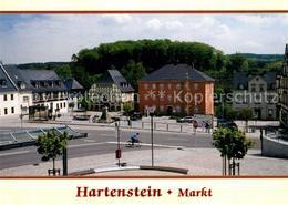 73232491 Hartenstein_Zwickau Stadtansicht Denkmal Paul Fleming Hartenstein_Zwick - Hartenstein