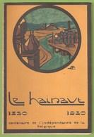 Belgique - Le Hainaut, 1830-1930 - Illustrateur - Illustration - Illustrator - Tourism Brochures