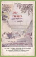 France - Nous Voyages, 1930-1931 - Autobus - Bus - Autocarro - Publicité - Paris - Tourism Brochures