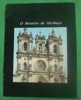 Alcobaça - O Mosteiro De Alcobaça. Leiria. - Tourism Brochures