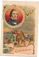 CHROMO Les Signatures De Personnages Célèbres - EUGENE DELACROIX  1798/1863    - BARA1 - - Trade Cards