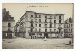 CPA Dieppe Hôtel De Paris N° 2894 - Dieppe