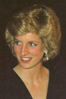 (NZ80-064)  Diana Princess Of Wales  British Royal Family  , Pre-stamped Card Postal Stationery-Postsache - Royalties, Royals
