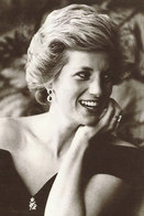 (NZ80-065)  Diana Princess Of Wales  British Royal Family  , Pre-stamped Card Postal Stationery-Postsache - Royalties, Royals