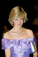 (NZ80-066)  Diana Princess Of Wales  British Royal Family  , Pre-stamped Card Postal Stationery-Postsache - Royalties, Royals