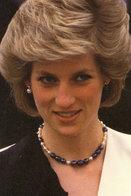 (NZ80-068)  Diana Princess Of Wales  British Royal Family  , Pre-stamped Card Postal Stationery-Postsache - Royalties, Royals