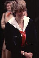 (NZ80-070)  Diana Princess Of Wales  British Royal Family  , Pre-stamped Card Postal Stationery-Postsache - Royalties, Royals