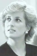 (NZ80-072)  Diana Princess Of Wales  British Royal Family  , Pre-stamped Card Postal Stationery-Postsache - Royalties, Royals