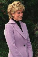 (NZ80-078)  Diana Princess Of Wales  British Royal Family  , Pre-stamped Card Postal Stationery-Postsache - Royalties, Royals