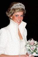 (NZ80-083)  Diana Princess Of Wales  British Royal Family  , Pre-stamped Card Postal Stationery-Postsache - Royalties, Royals
