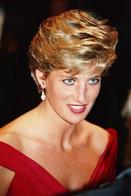 (NZ80-084)  Diana Princess Of Wales  British Royal Family  , Pre-stamped Card Postal Stationery-Postsache - Royalties, Royals