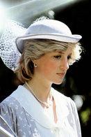 (NZ80-085)  Diana Princess Of Wales  British Royal Family  , Pre-stamped Card Postal Stationery-Postsache - Royalties, Royals