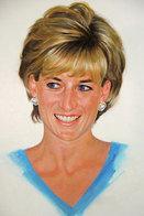 (NZ80-086)  Diana Princess Of Wales  British Royal Family  , Pre-stamped Card Postal Stationery-Postsache - Royalties, Royals