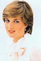 (NZ80-091)  Diana Princess Of Wales  British Royal Family  , Pre-stamped Card Postal Stationery-Postsache - Royalties, Royals