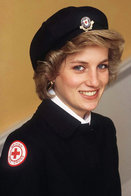 (NZ80-099)  Diana Princess Of Wales  British Royal Family  , Pre-stamped Card Postal Stationery-Postsache - Royalties, Royals
