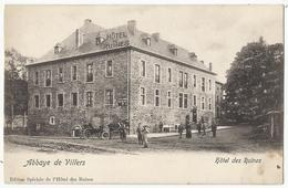 Villers-la-Ville - Abbaye De Villers - Hôtel Des Ruines - Villers-la-Ville