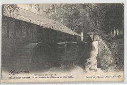 Environs De Wavre - Monst-Saint-Guibert - Le Moulin Du Château De Bierbois 1905 - Mont-Saint-Guibert