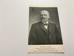 AU -2100 - PROFESSEUR GROSS -Doyen De La Faculté De Médecine De Nancy- - Other Collections