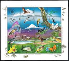 7660  Oiseaux - Birds - Mongolie Yv 1999-15 Sans Gomme - No Gum - 2,25 (14) - Vogels