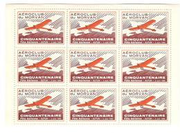 2766 - AEROCLUB DU MORVAN - Poste Aérienne