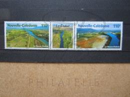 VEND BEAUX TIMBRES DE NOUVELLE-CALEDONIE N° 1057 + 1058 , XX !!! - Nueva Caledonia