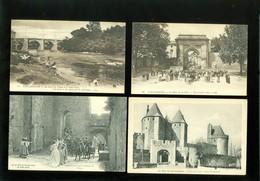 Beau Lot De 20 Cartes Postales De France Aude  Carcassonne   Mooi Lot Van 20 Postkaarten Van Frankrijk ( 11 ) - 20 Scans - Cartes Postales