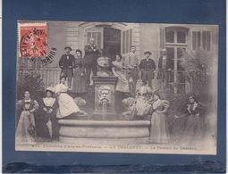Environs D'AIX - En - PROVENCE  ( 13 )  LE THOLONET  N° 457  Le Perron Du Chateau - Aix En Provence