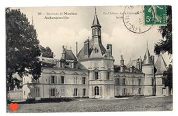 36711-ZE-78-Environs De Meulan--Aubergenville-Le Château De La Garenne,façade - Aubergenville