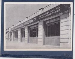GRENOBLE  ( 38 )  Etablissements Emile BOULLOUD & Cie  - 6 Quai De FRANCE - Grenoble