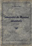Souvenirs De Marine Conservés  (22 Plans ) - Technical Plans