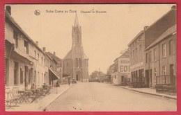 Jezus Eik / Notre Dame Au Bois - Chaussée De Bruxelles ( Verso Zien ) - Overijse