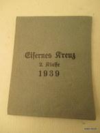 Enveloppe Pour Medaille Allemande  Tres Bon Etat - Germany