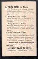 (Landes) Collection Du Sirop ROCHE 20 : Chaumière De Résiniers  (PPP12589V) - Old Paper