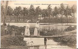CPA - INDE - Hindoustan - KUMBAKONAM- Catéchistes De Marie Immaculée - Vers Un Village - - Indien
