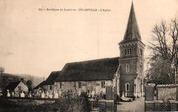 ENVIRONS DE LOUVIERS -27- INCARVILLE L'EGLISE - Louviers