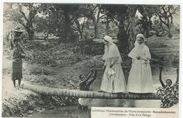 CPA - INDE - HINDOUSTAN - Kumbakonam - Catechistes De Marie Immaculée - Près D'un Village - Indien
