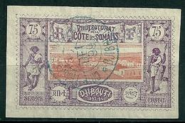 COTE DES SOMALIS -N° 16 - COTE : 42,00 E. - Französich-Somaliküste (1894-1967)