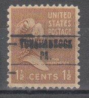 USA Precancel Vorausentwertung Preo, Locals Pennsylvania, Tunkhannock 748 - Vereinigte Staaten