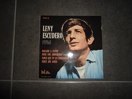 45T LENY ESCUDERO BALLADE A SYLVIE PARCE QUE TU LUI RESSEMBLES POUR UNE AMOURETTE VINGT ANS APRES (BEL AIR 211065 M - Vinyles