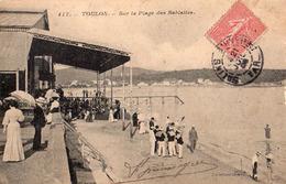 Sur La Plage Des Sablettes - Toulon