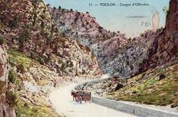 Gorges D'Ollioules - Toulon